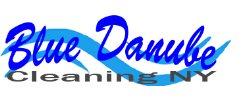 Blue Danube Cleaning NY Logo