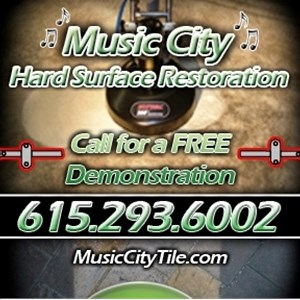 Music City Hard Surface Restoration Cover Photo