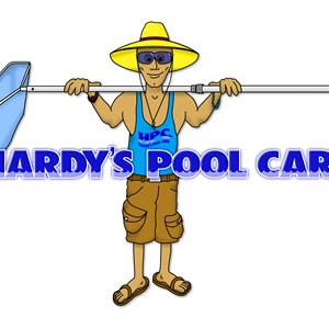 Hardys Pool Care, LLC Logo