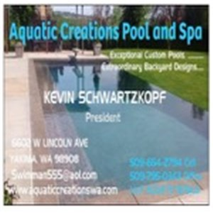 Aquatic Creations Pool And Spa Logo