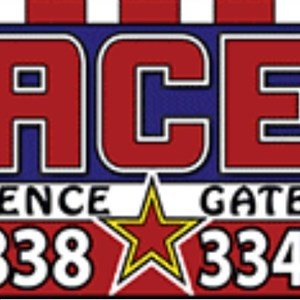 ACE Fence and Gate Logo