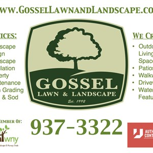 Gossel Lawn And Landscape Cover Photo