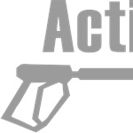 Action Jackson Pressure Washing Logo