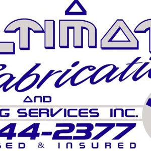 A Ultimate Fabrication & Welding Svcs, Inc. Logo