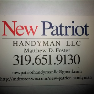 New Patriot HandyMan LLC Logo