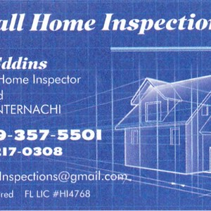 1st Call Home Inspections Logo
