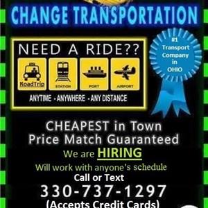Change Transportation Cover Photo