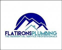 Flatirons Plumbing Logo