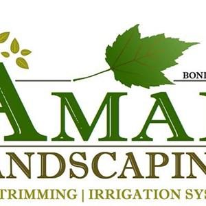 Amado Landscaping Inc Logo