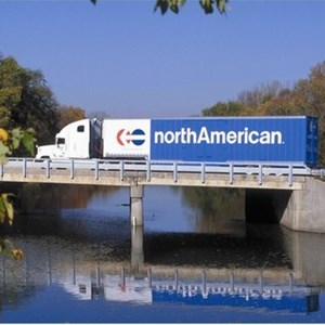 All City Moving- North Amierican Van Lines Logo