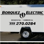 Borquez Electric Logo