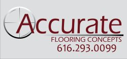 Accuraate Flooring Concepts Logo