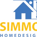 Simmons Home Design Logo