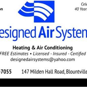Designed Air Systems Logo