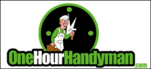 One Hour Handyman Logo
