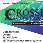 Crosspoint Contracting LLC Logo