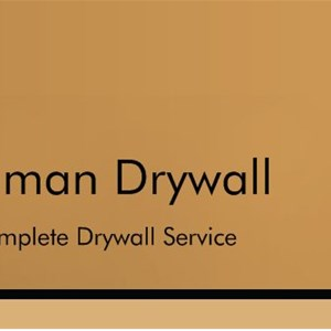 Mudman Drywall Cover Photo