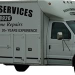 The Handyman can Services Logo