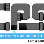 CPS - Complete Plumbing Solutions Cover Photo
