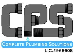 CPS - Complete Plumbing Solutions Logo