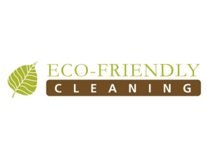 Eco-Friendly Cleaning Logo