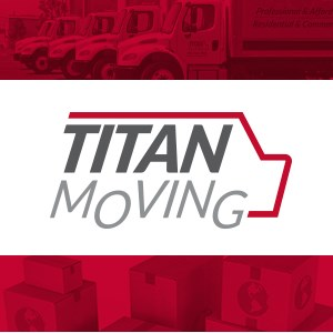 Titan Moving & Home Services Logo