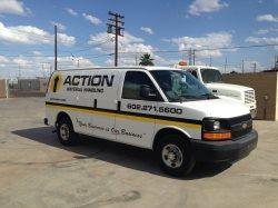 Action Material Handling Logo