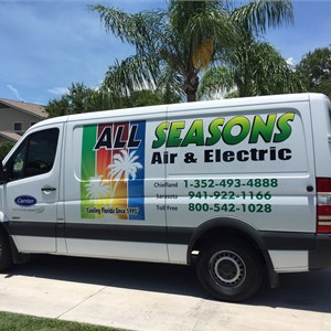 All Seasons Air & Electric Logo