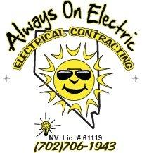 Always On Electric LLC Logo