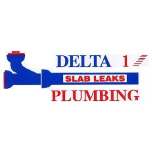 Delta 1 Plumbing Logo