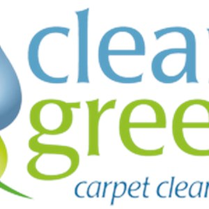 Clean Green Carpet Cleaning LLC Logo
