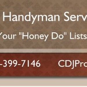 Cd&j Properties - Handyman Service Cover Photo