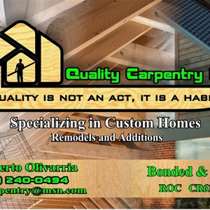 Quality Carpentry, LLC Cover Photo