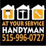 At Your Service Handyman Logo