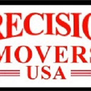Precision Movers USA Logo