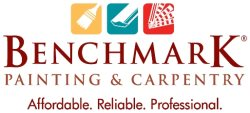 Benchmark Painting & Carpentry Logo