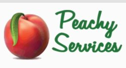 Peachy Services Logo