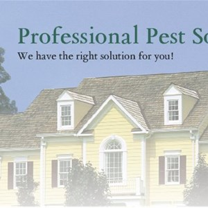 Professional Pest Solutions Logo