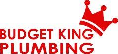 Budget King Plumbing Logo
