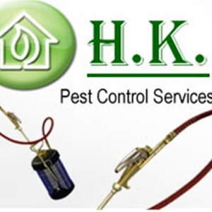 Hk Pest & Wildlife Logo