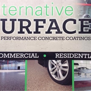 Alternative Surfaces Logo