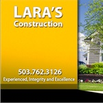 Laras Construction Logo