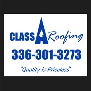 Class A Roofing Logo