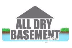 All Dry Basement Systems, LLC Logo