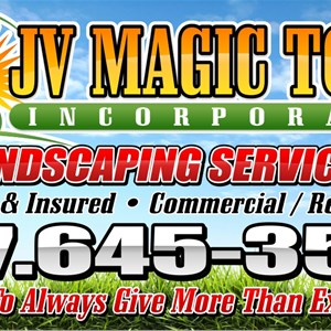 JV Magic Touch INC Logo