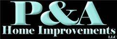 P&a Home Improvements LLC Logo