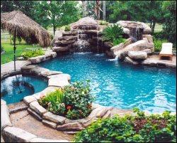 Pool Service By Jason Logo