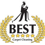 Best Carpet Cleaning Services Logo