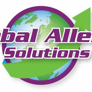 Global Allergy Solutions Logo