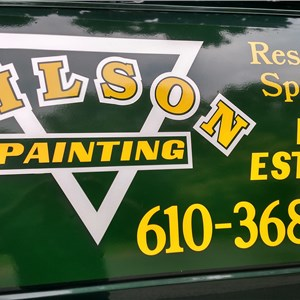 Wilson Painting Cover Photo